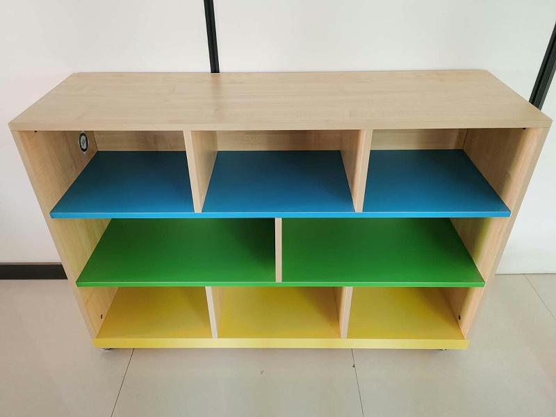 男孩儿童房家具选什么颜色好?[智兴家具]