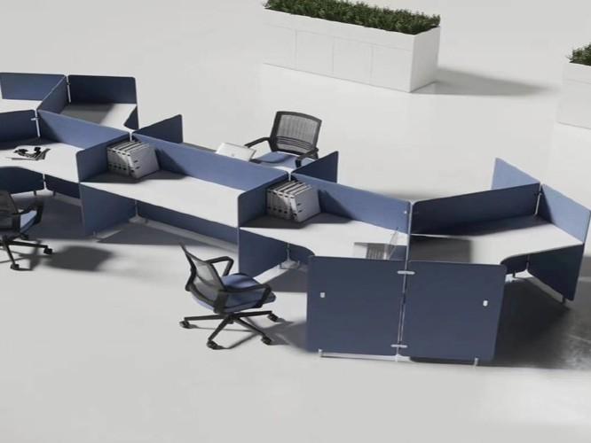 现代办公家具定制都有哪些风格选择  [智兴家具]