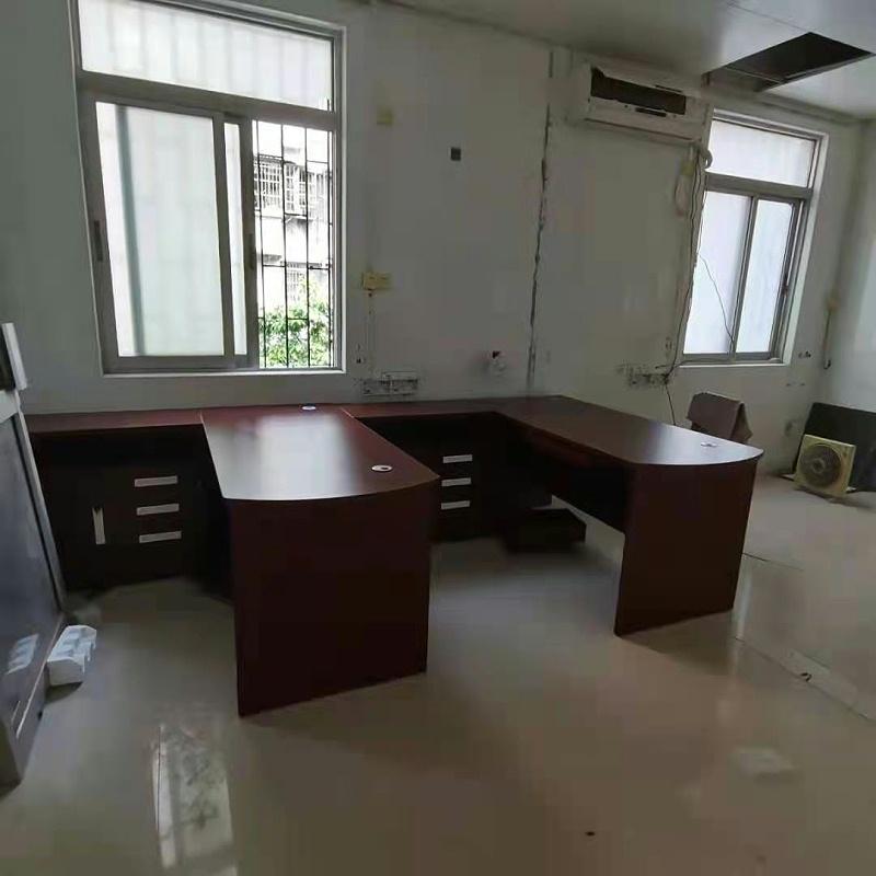 沙园街社区卫生站办公家具定制案例 -广州智兴家具