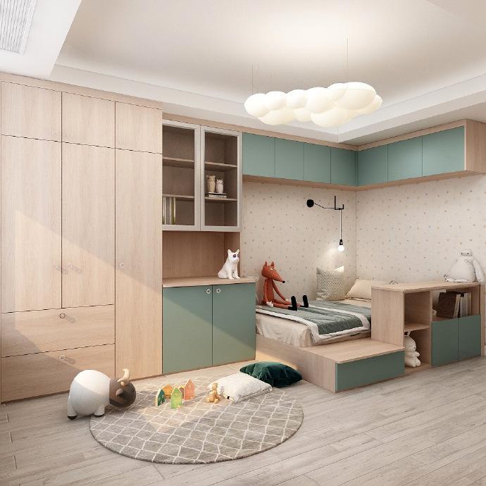 卧室衣柜设计的分类放置原则有哪些?
