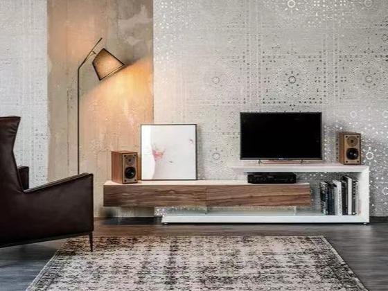 如何设计出适合自己家的电视柜?[智兴家具]
