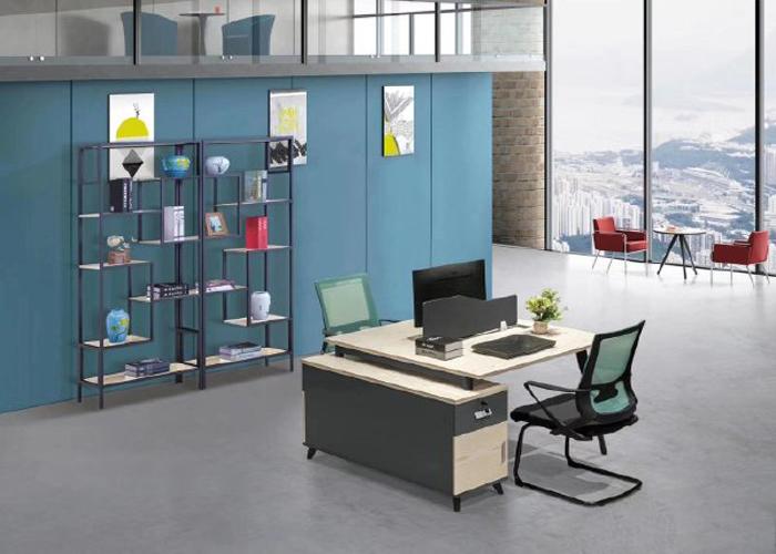 办公室与板式办公家具色彩搭配技巧 [智兴家具]