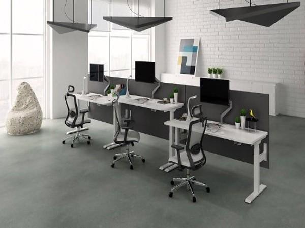 中小型办公室现代办公家具设计  [智兴家具]