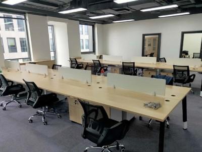 广州智兴家具定制板式办公家具好吗?值得信赖吗?