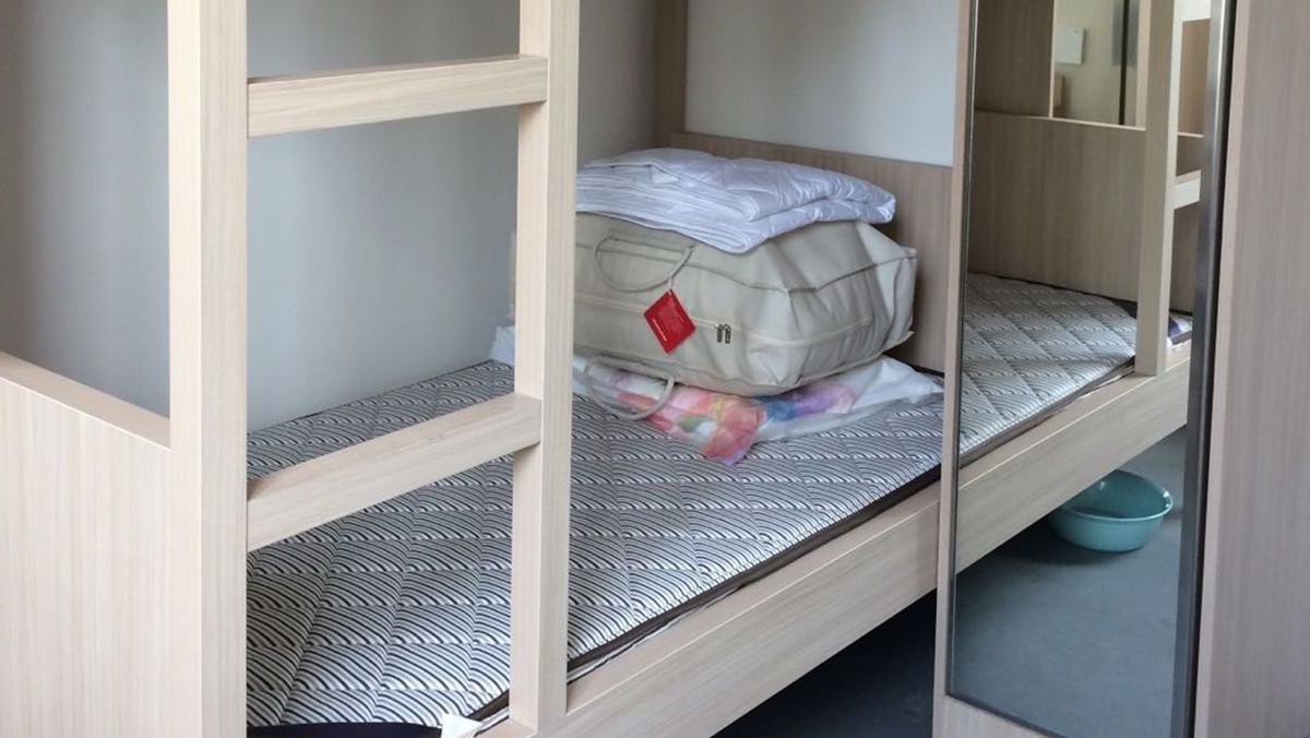 马会公寓选购智兴酒店公寓家具,质量好,服务好!