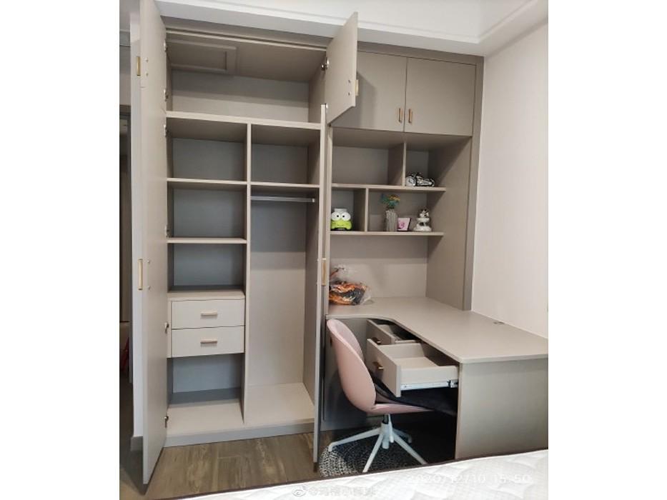 卧室衣柜如何设计比较时尚?[智兴家具]