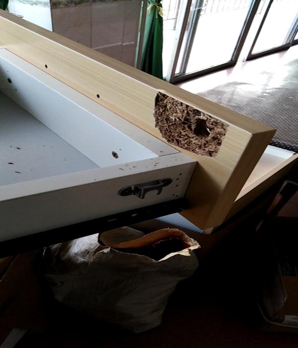 板式家具开裂了如何修补?[智兴家具]