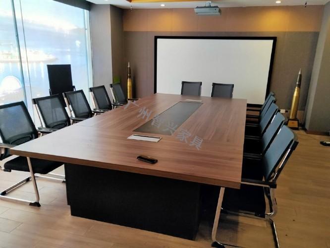 广州办公室会议桌要怎么定制? —广州智兴家具