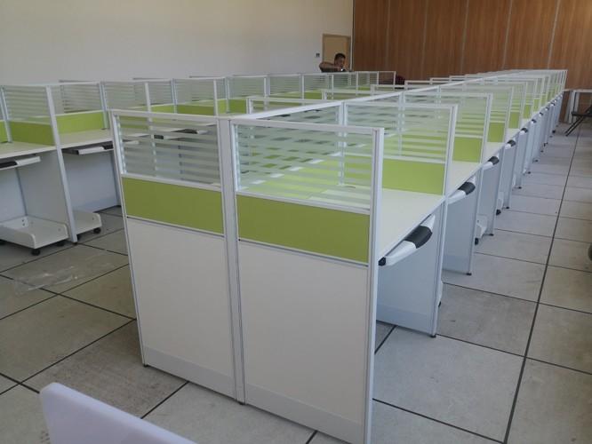 屏风办公桌要如何组装?[智兴家具]