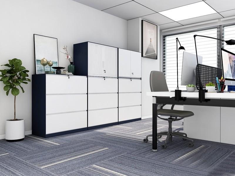 那些受欢迎的板式办公家具是如何设计的?[智兴家具]