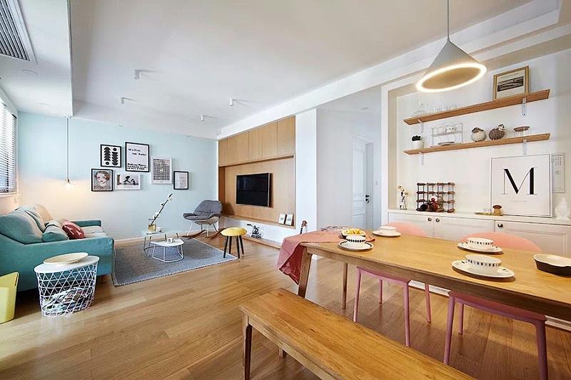 板式家具的装饰设计,打造美丽居室空间 [智兴家具]
