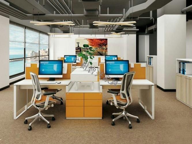 办公家具设计要注重色彩搭配   -广州智兴家具