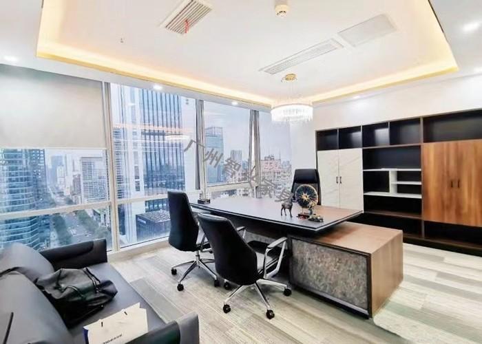 定制办公家具为什么都去广州智兴家具?