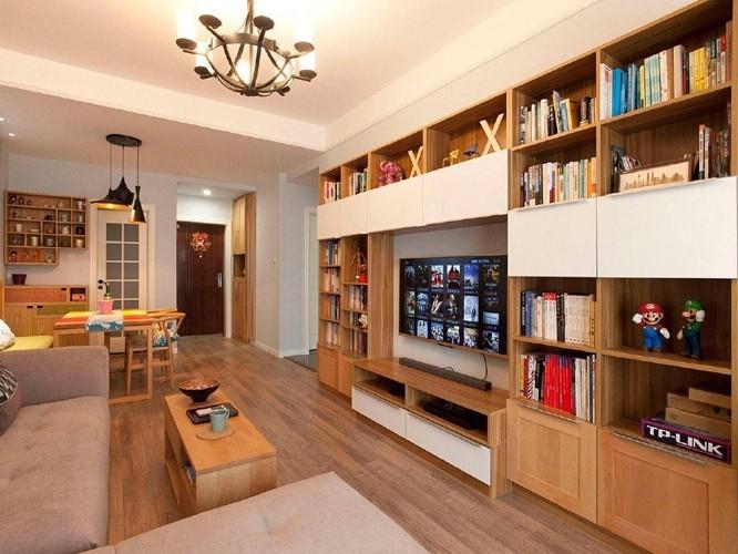 怎样检验定制书柜的质量?[智兴家具]