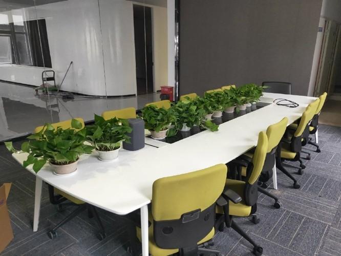 公司会议桌应该怎么设计?[智兴家具]