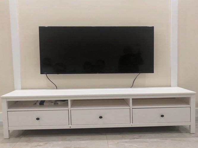 电视柜这样设计,瞬间让你家客厅变得倍有档次    [智兴家具]