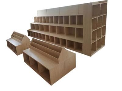 学校-书架