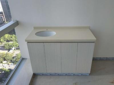 洗手盆柜。