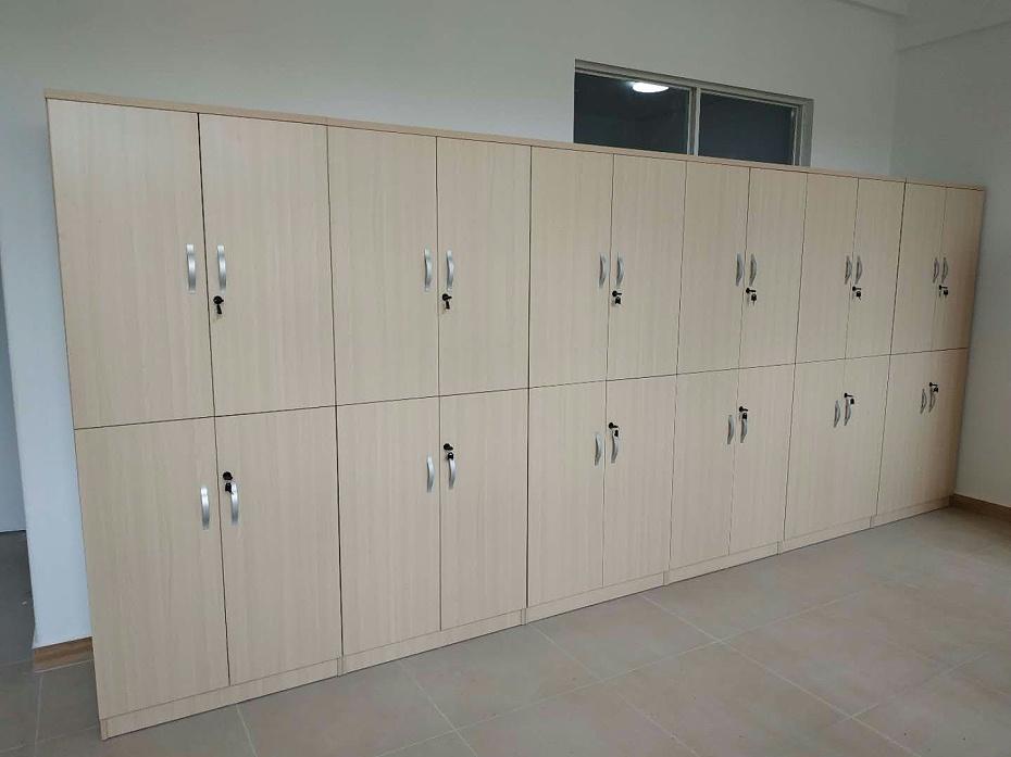 储物柜 -广州智兴家具