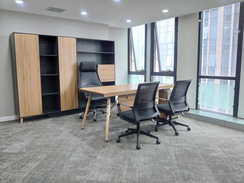 现代简约风格的办公家具成为主流趋势 [智兴家具]