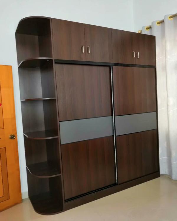 卧室衣柜要这样选才好,漂亮还实用![智兴家具]
