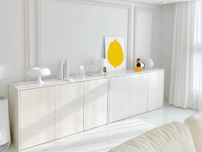 白色家具容易泛黄,该怎么保养呢? [智兴家具]