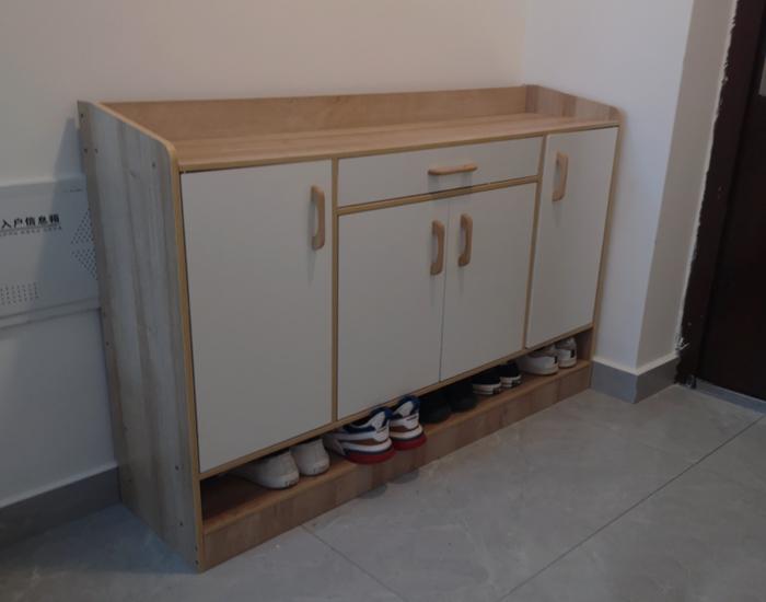 选购鞋柜要注意了,鞋柜也是有风水的 [智兴家具]