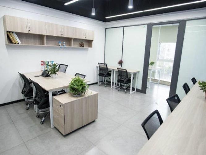 办公家具要怎么摆放才显得高大上呢?[智兴家具]