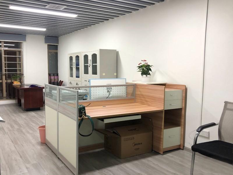 屏风办公桌-ZXJJ01