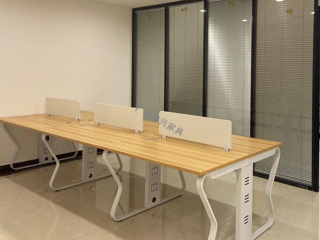 钢架办公桌保养小技巧  -广州智兴家具