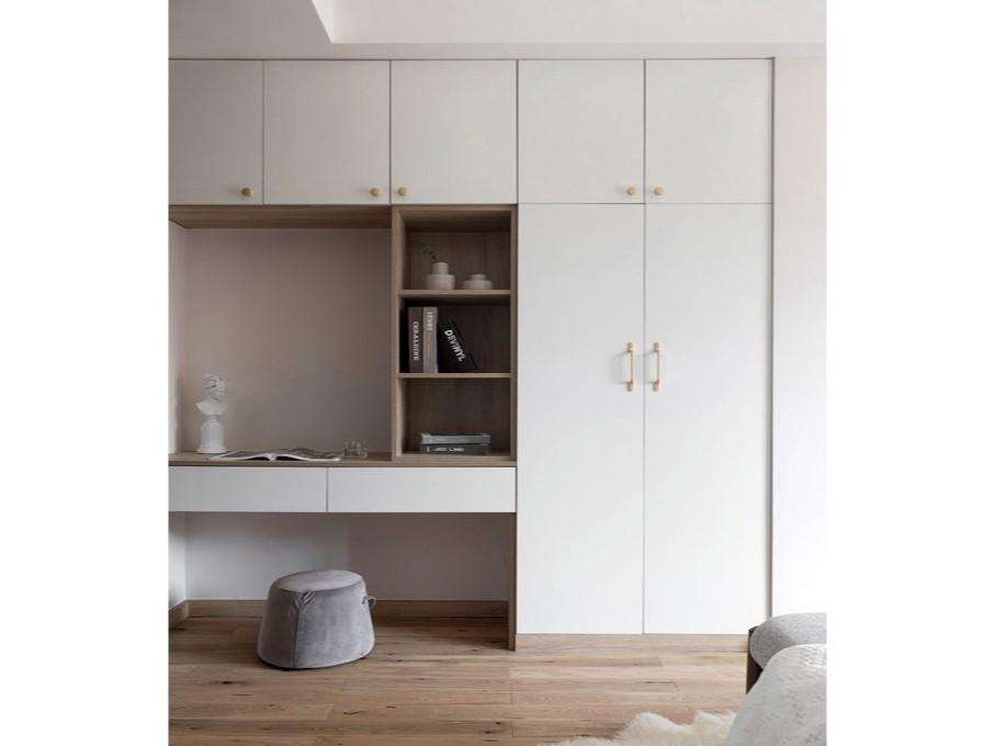 过年大扫除,你家白色的板式家具擦干净了吗?[智兴家具]
