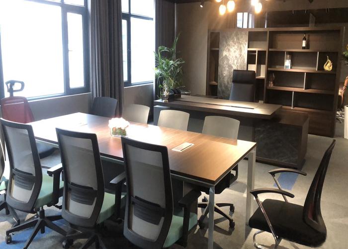 板式办公家具在用料上的6个优势 [智兴家具]