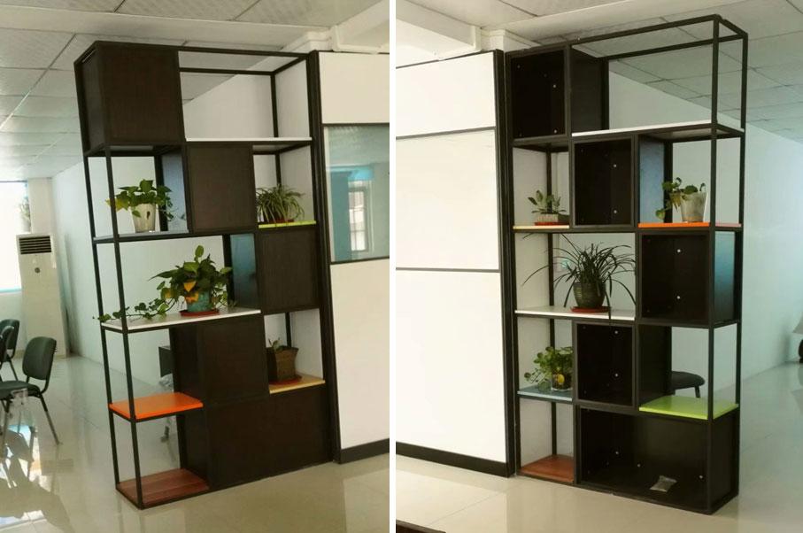 办公室隔断柜