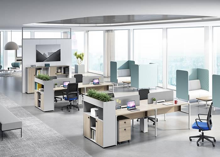 如何在广州找到一家好的办公家具厂家?[智兴家具]