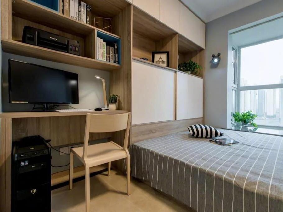 小户型房间应该怎么去定制家具呢?[智兴家具]