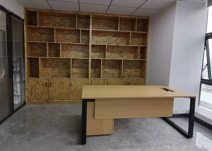 经理办公桌 [智兴家具]