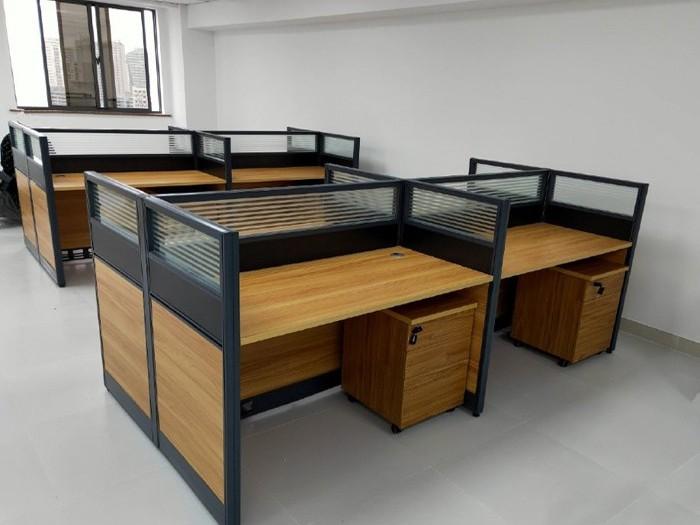 定制屏风办公桌需要多少钱?[智兴家具]