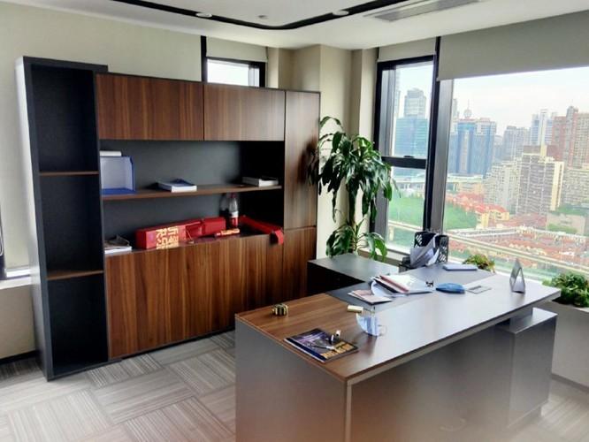 老板办公室家具应该怎样设计?[智兴家具]