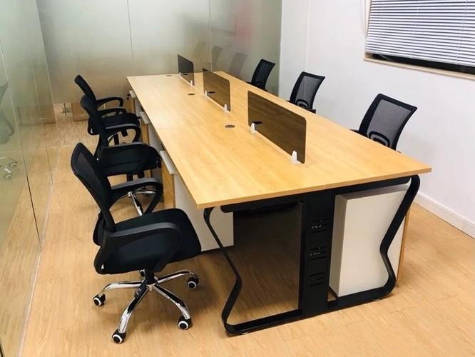 钢艺办公桌生锈了?那是因为你没选对   [智兴家具]