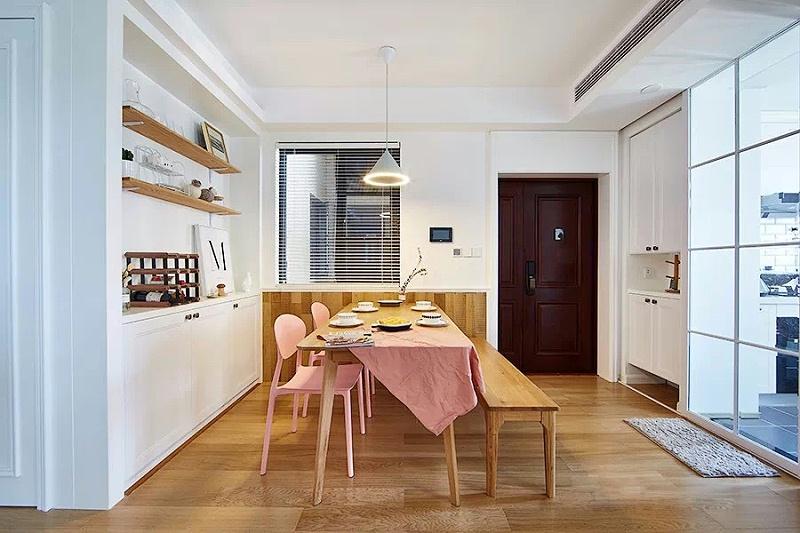 门、墙面、地板,板式家具怎么搭配才好看 [智兴家具]