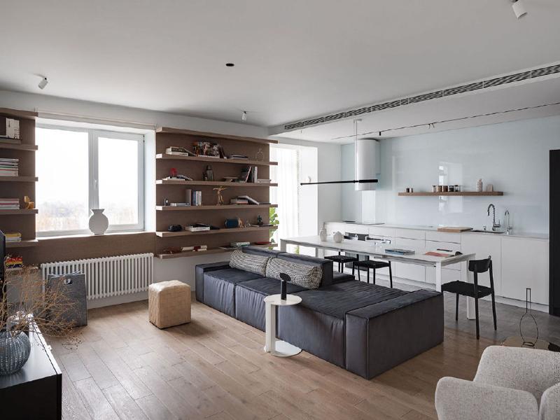美式家具风格特点以及设计要点诠释 [智兴家具]
