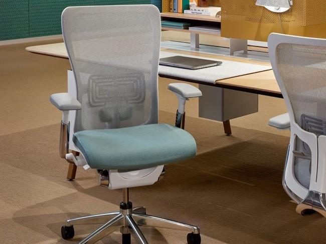 运用人体工程学的办公椅有哪些优点?[智兴家具]